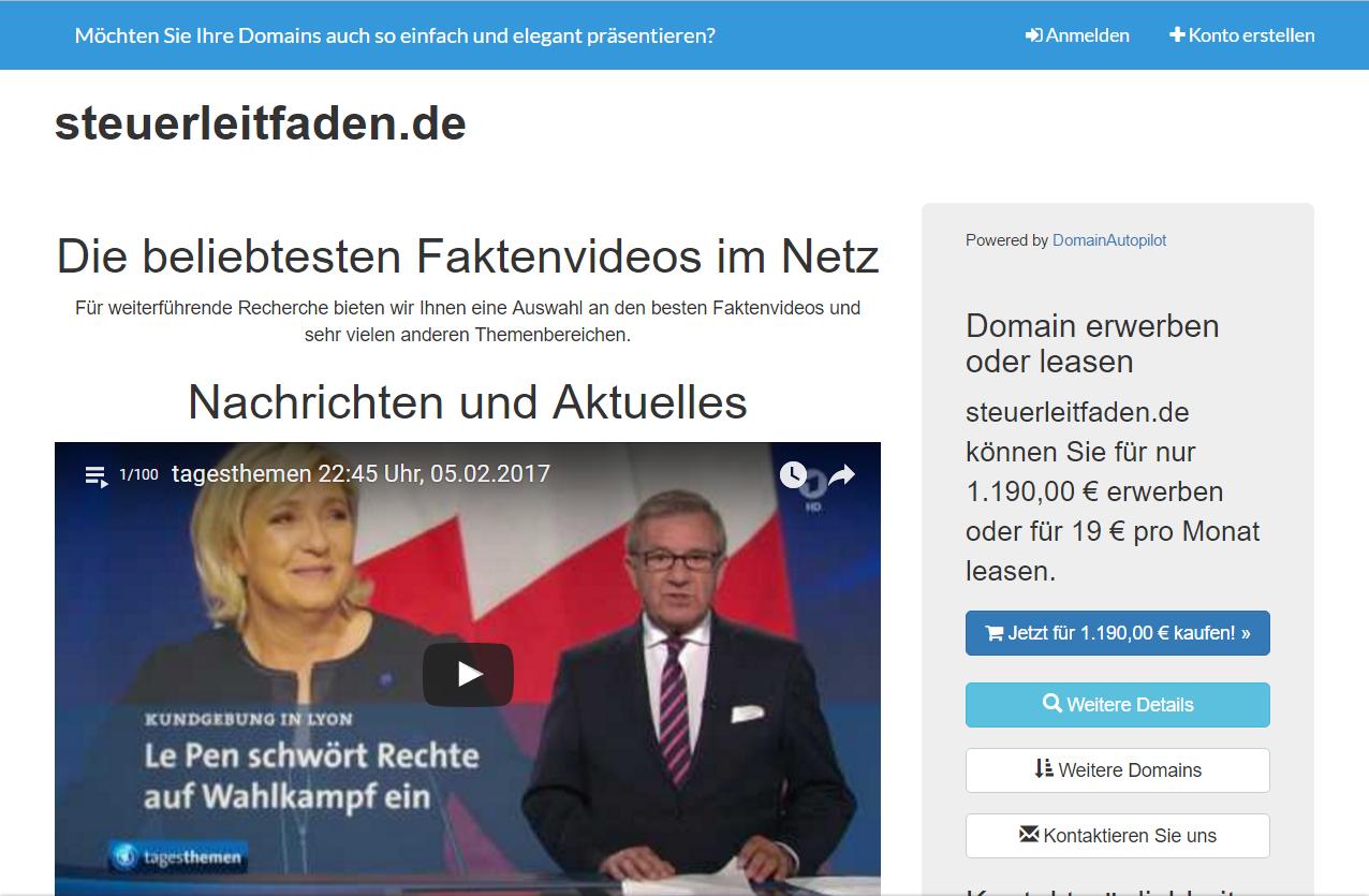 steuerleitfaden.de